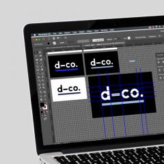 Logos in Monochrome