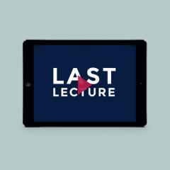 Last Lecture Promo Video